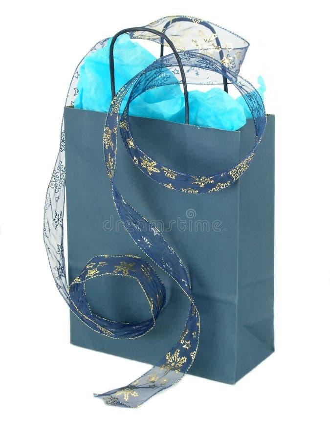 torba prezent zdjęcia stock