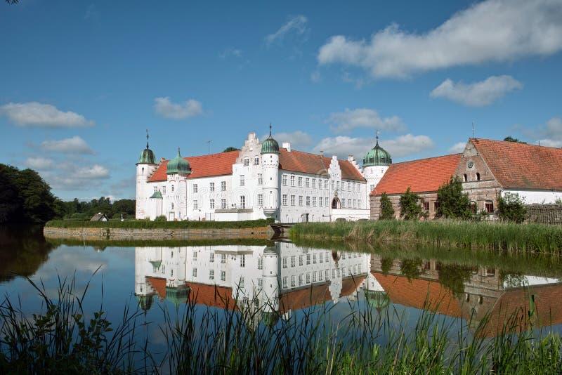 Download Torbenfeldt Palast stockfoto. Bild von nordisch, verstärkung - 14904936