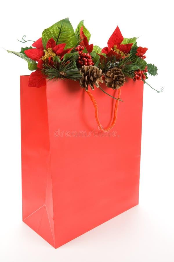 torby bożych narodzeń target2506_1_ obrazy royalty free