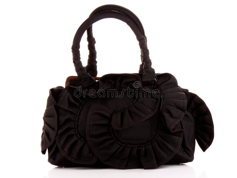 torby czerń odosobnione kobiety zdjęcie royalty free