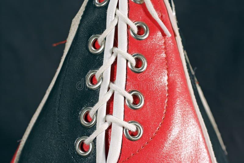 torby praktyki bokserska prędkości zdjęcia royalty free