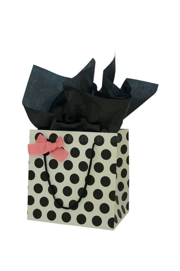 torby prezenta papieru tkanka obrazy stock