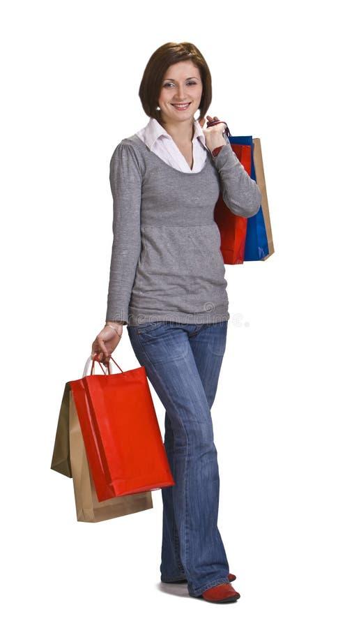 torby target1594_1_ kobiety fotografia stock