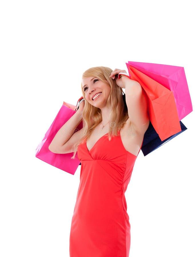 torby target2848_1_ kobiety fotografia stock