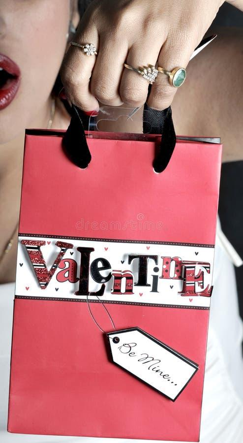 torby valentine obrazy royalty free