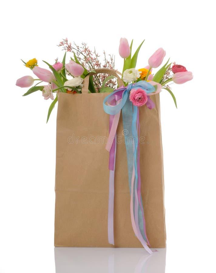 torby wiosna zdjęcia stock