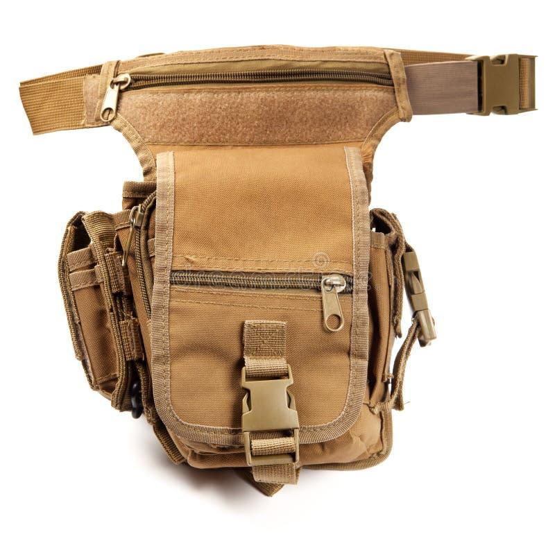 torby wojskowego talia fotografia royalty free