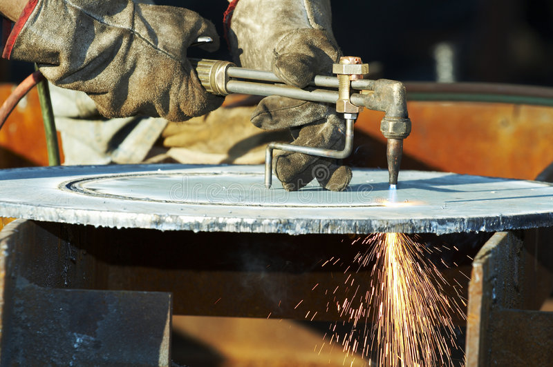 Download Torch fire stock photo. Image of manufacturing, steel - 2211748
