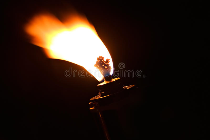 Download Torch Flame Fire Burn Royalty Free Stock Image - Image: 16265846