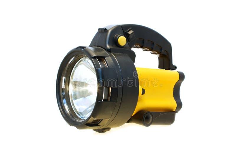 torche électrique photographie stock libre de droits