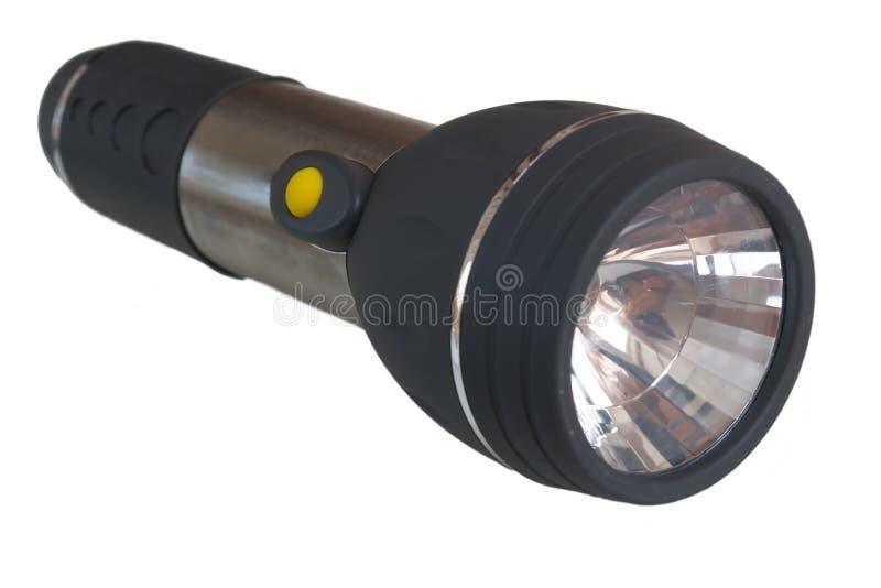 Torchlight elettrico fotografia stock libera da diritti