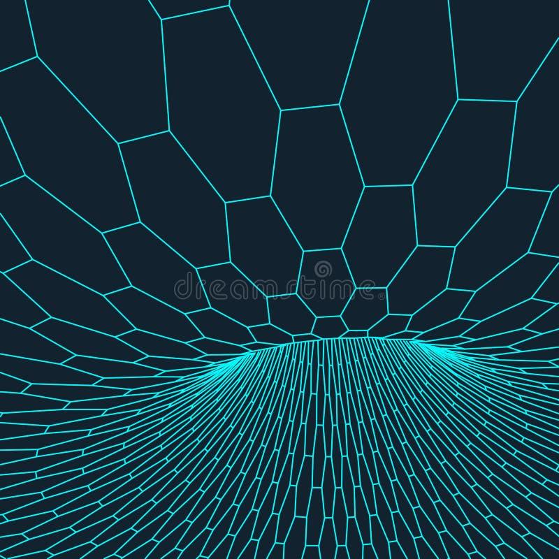 Download Tore De Wireframe Avec Les Lignes Et Les Points Reliés Élément Polygonal De Maille Illustration EPS10 De Vecteur Illustration de Vecteur - Illustration du trame, fond: 77150432