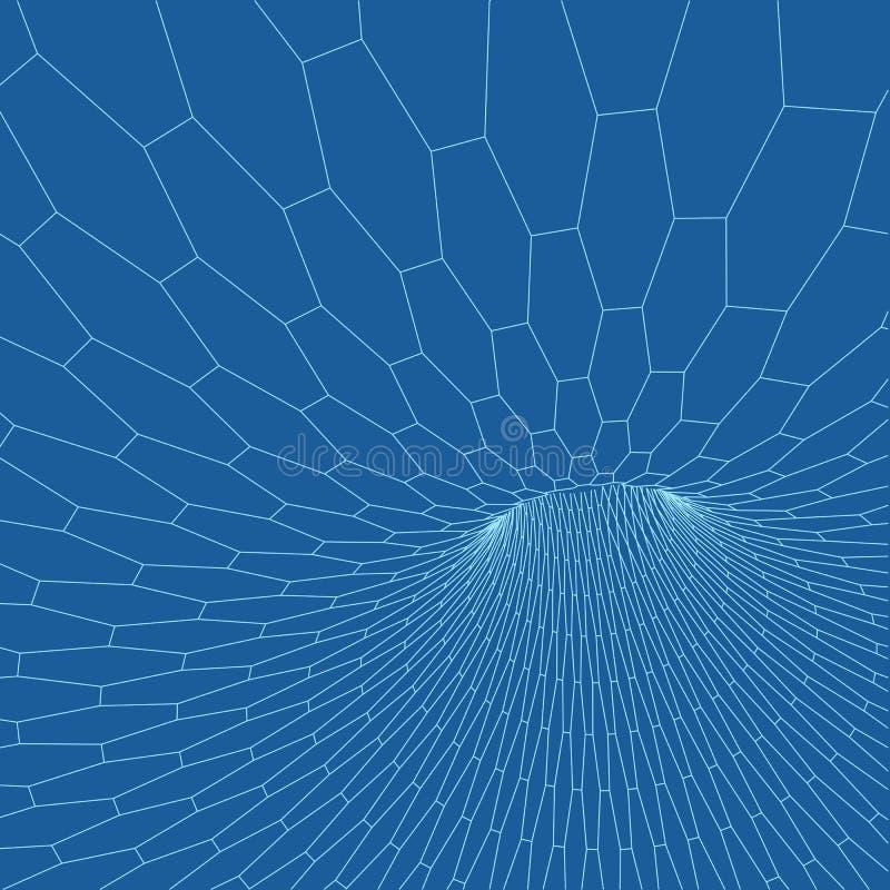 Download Tore De Wireframe Avec Les Lignes Et Les Points Reliés Élément Polygonal De Maille Illustration EPS10 De Vecteur Illustration de Vecteur - Illustration du cadre, configuration: 77150675