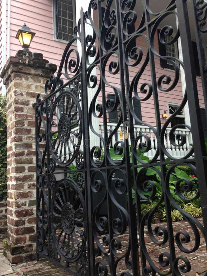 Tore von Charleston 5 stockfotografie