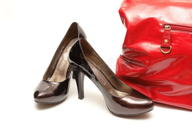 torebka buty kobiet fotografia royalty free