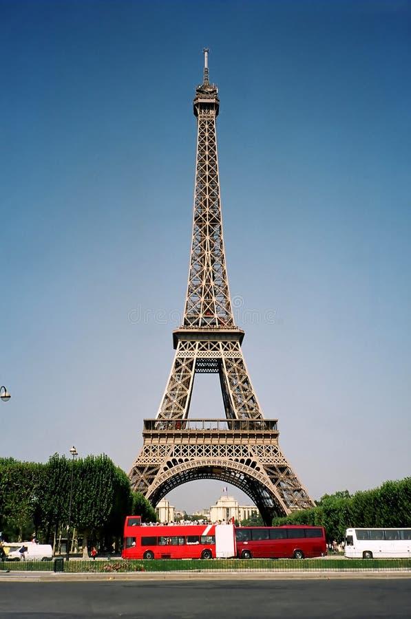 Toren 02 van Eiffel stock foto's