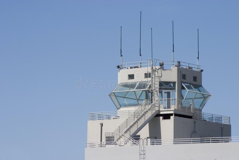 Toren 2 van de controle stock foto's