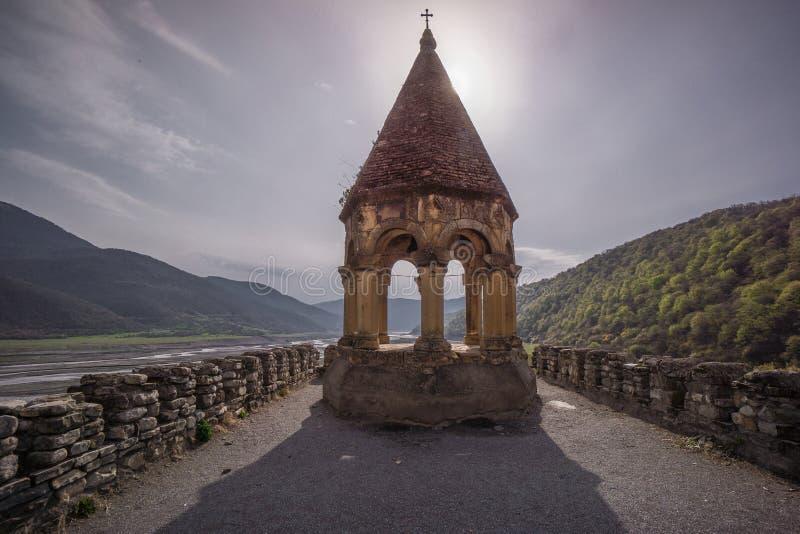 Toren in ananurikapel royalty-vrije stock foto