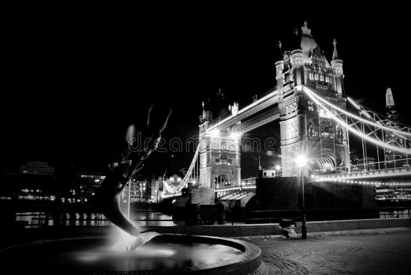 Toren Bridge1 royalty-vrije stock fotografie