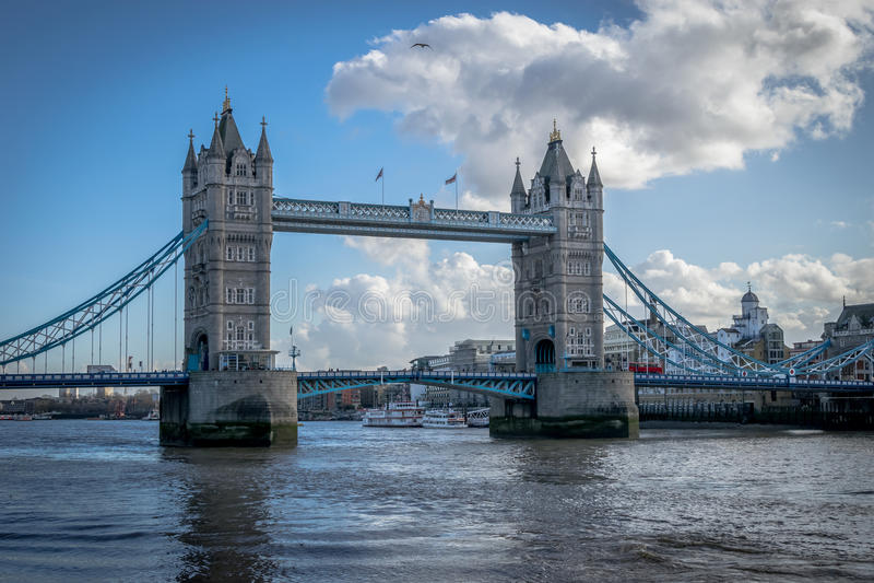 Toren Bridge1 stock foto's