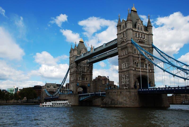 Toren Bridge1 royalty-vrije stock foto