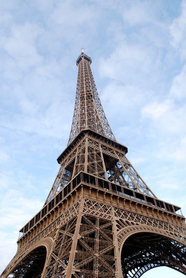 Toren in de loop van de dag 02 van Eiffel royalty-vrije stock foto's