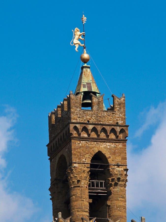 Toren in Florence stock afbeelding