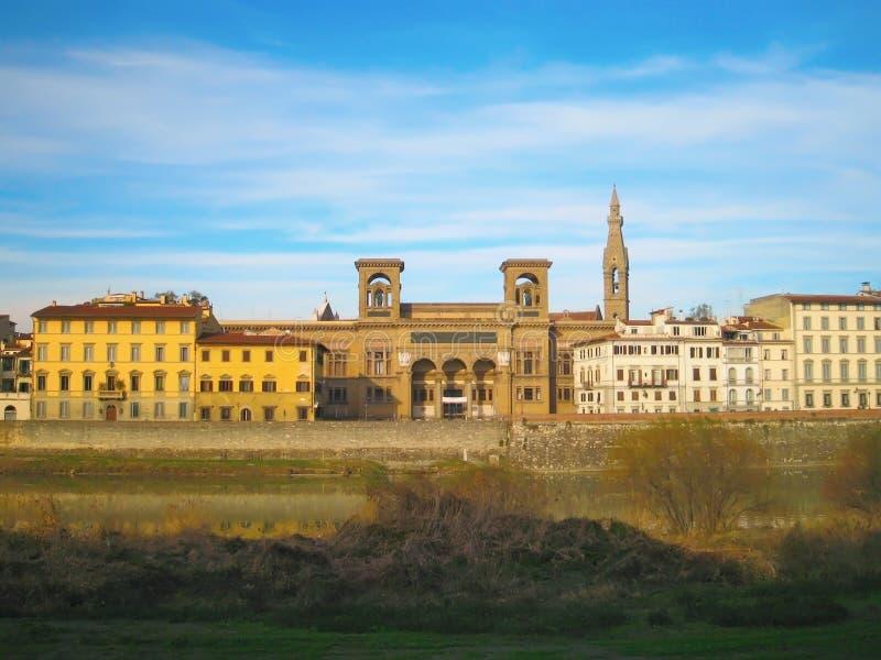 Toren in Florence, Italië stock fotografie