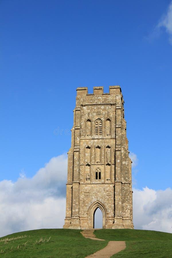 Toren op de Heuvel stock foto's
