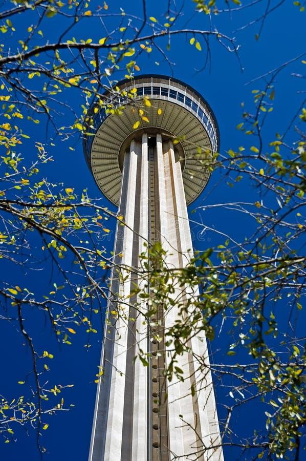 Toren van Amerika San Antonio Texas stock afbeeldingen