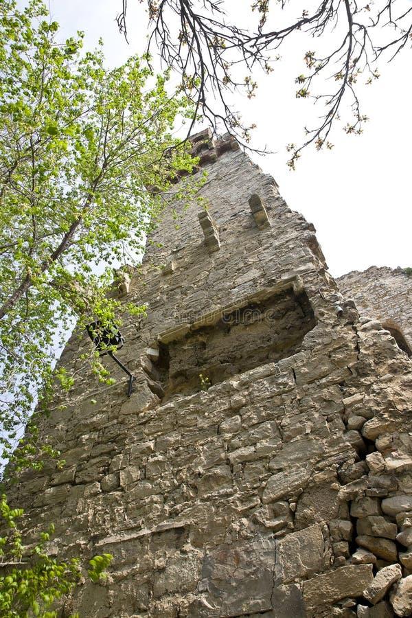 Toren van Heilige Konstantin stock afbeeldingen