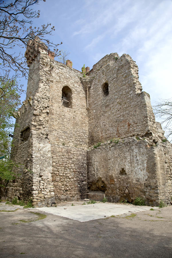 Toren van Heilige Konstantin royalty-vrije stock foto