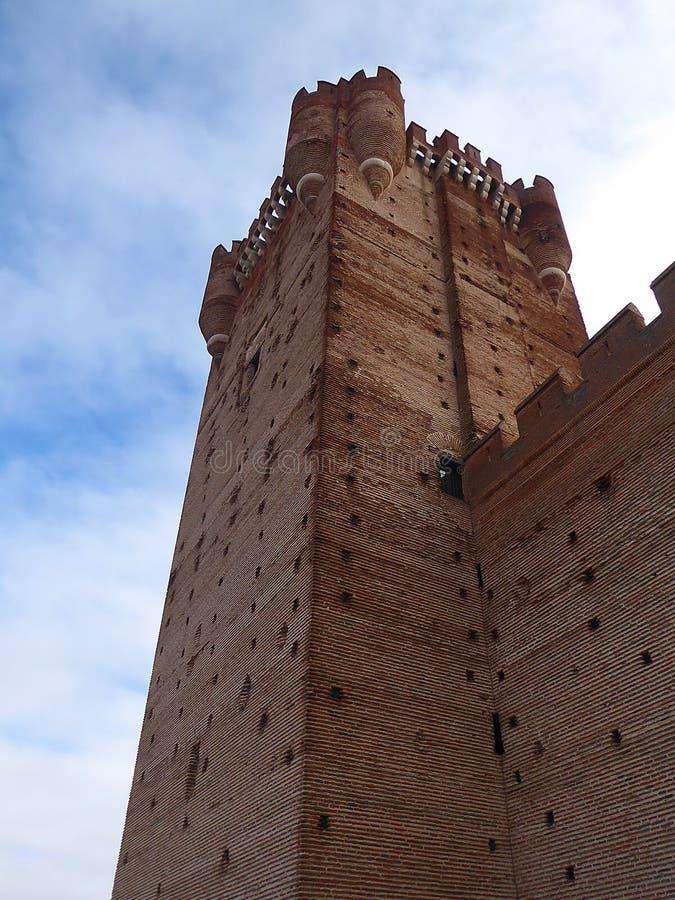 Download Toren Van Het Kasteel Van La Mota Of Castillo DE La Mota Redactionele Stock Foto - Afbeelding bestaande uit monument, medina: 107702888
