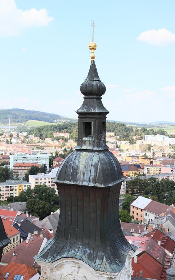 Toren van kerk royalty-vrije stock foto