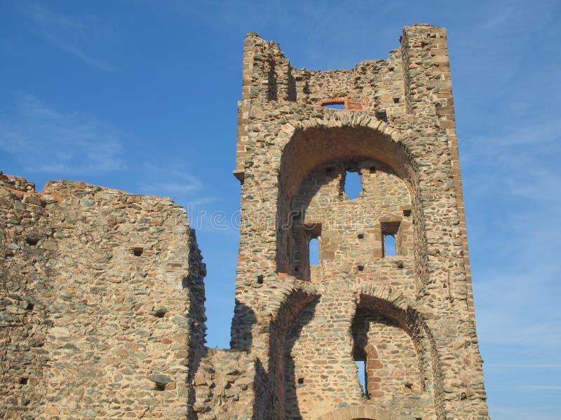 Toren van Klok Alda royalty-vrije stock foto's