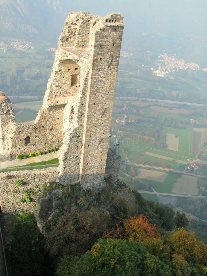 Toren van Klok Alda royalty-vrije stock fotografie