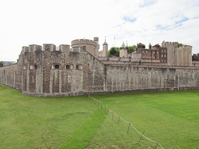Download Toren van Londen stock afbeelding. Afbeelding bestaande uit middeleeuws - 39114757