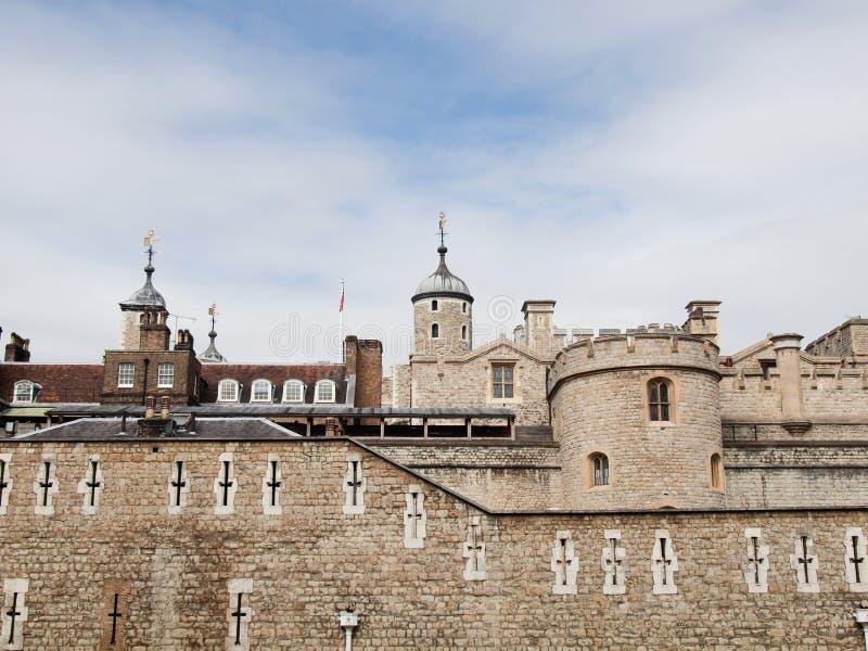 Download Toren van Londen stock afbeelding. Afbeelding bestaande uit kasteel - 39115063