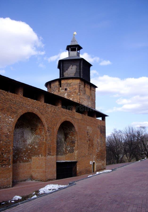 Toren van Vesting stock foto