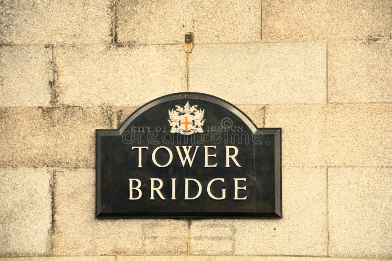 Torenbrug in Londen, Groot-Brittanni? royalty-vrije stock afbeelding