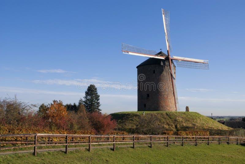 Torenmolen Zeddam royalty-vrije stock afbeeldingen