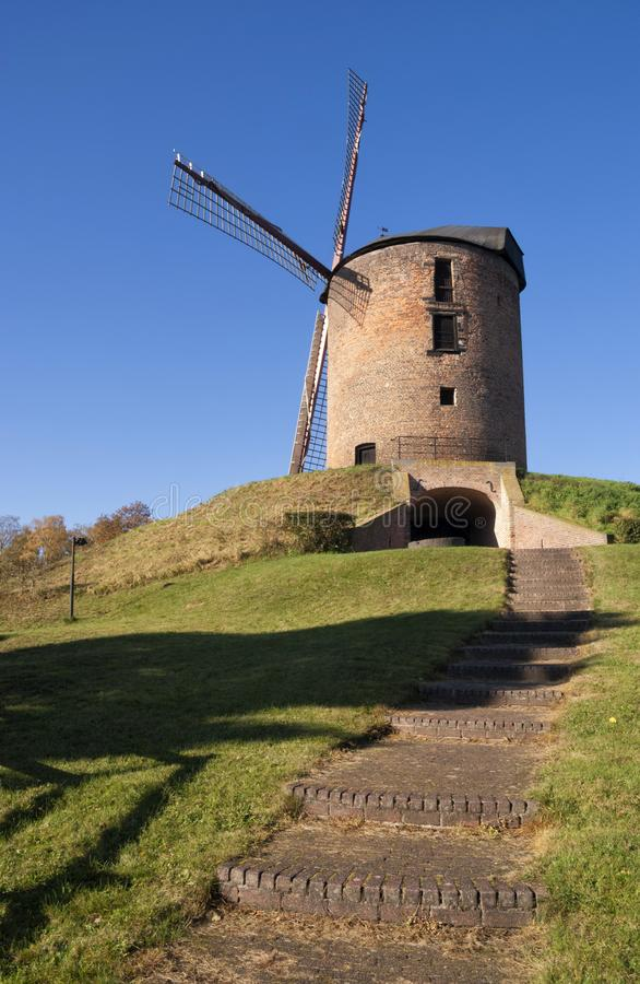 Torenmolen Zeddam royalty-vrije stock foto