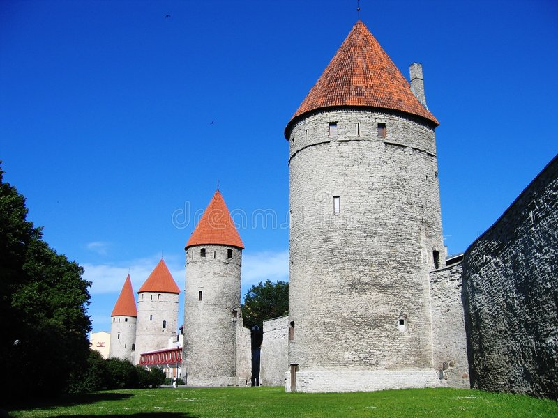 Torens stock foto's