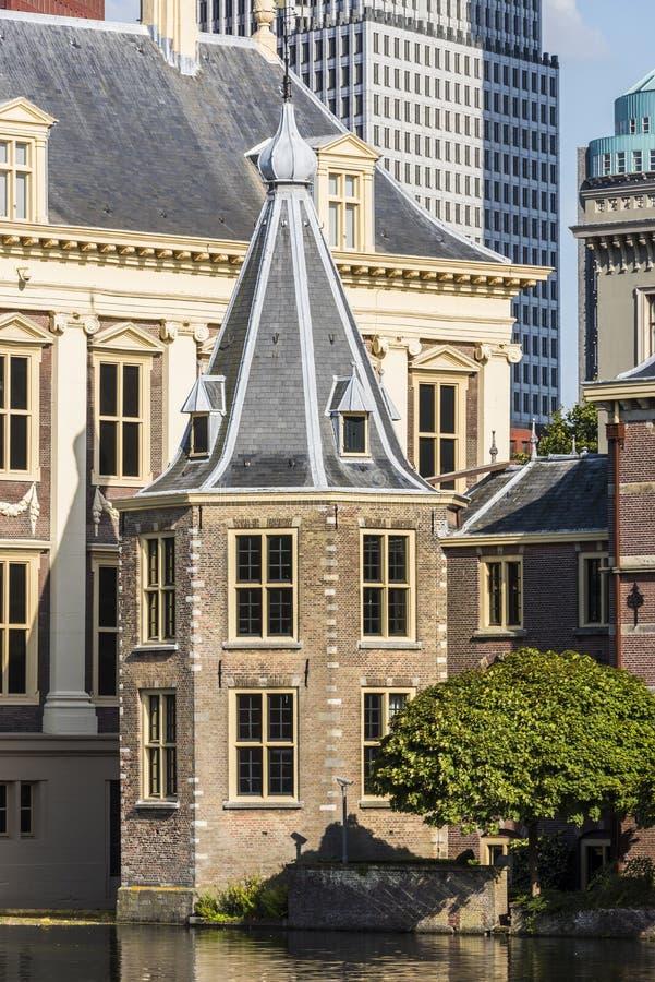 Torentje van Eerste minister The Hague royalty-vrije stock foto's