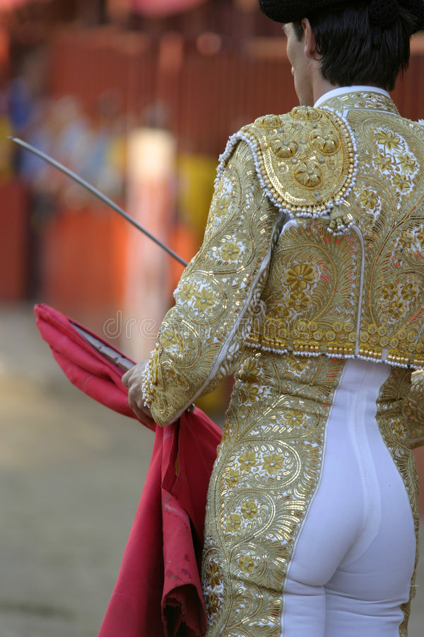 Free Torero Stock Photography - 772372
