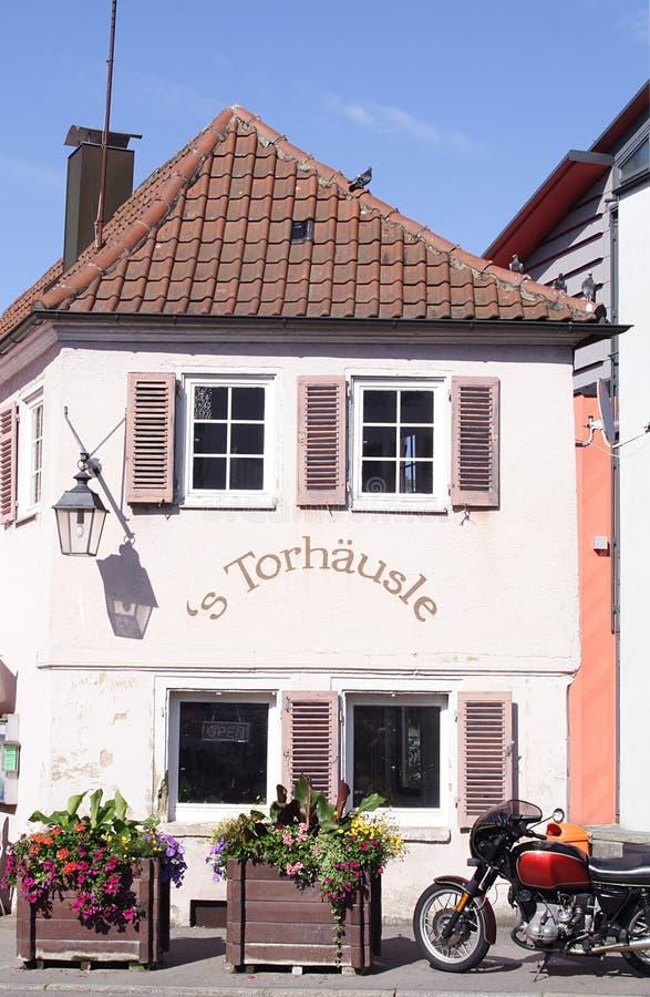 Torhaeusle-Winnenden-Duitsland royalty-vrije stock foto's