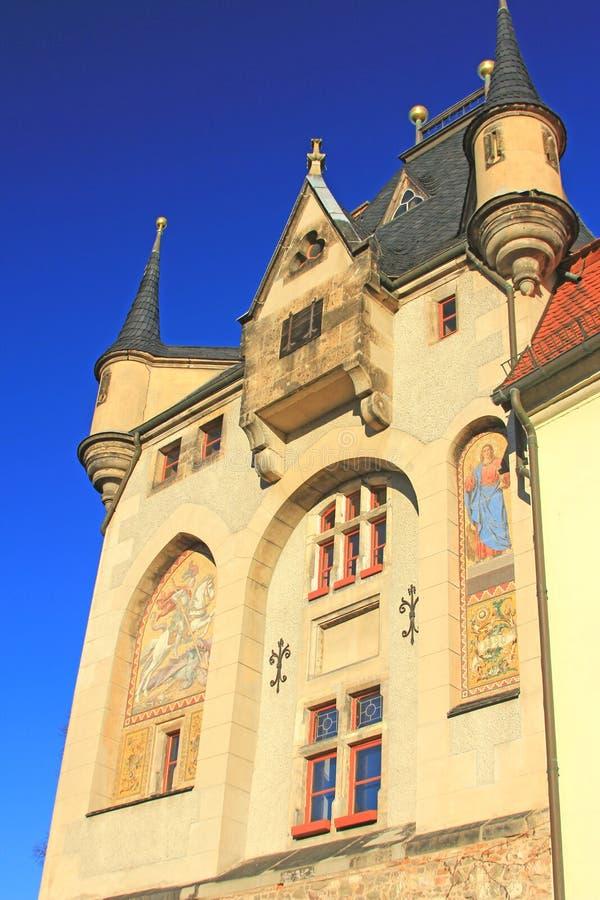 Torhaus Meissen стоковые изображения