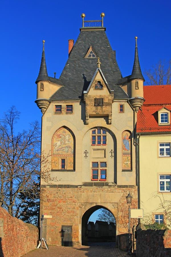 Torhaus Meissen стоковая фотография rf