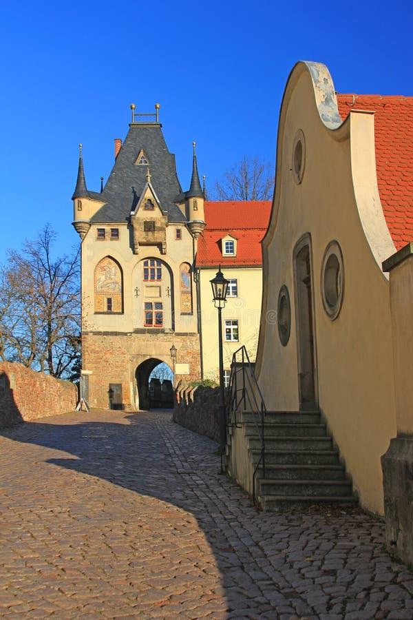 Torhaus Meissen стоковая фотография