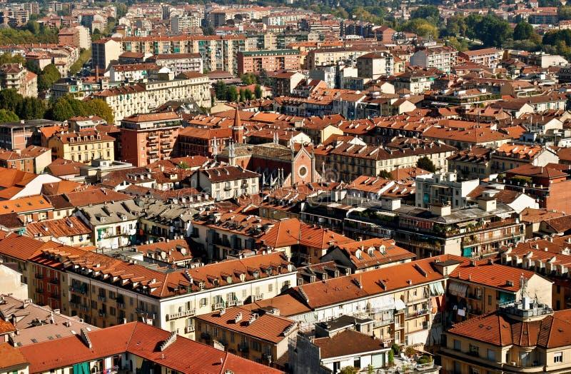 Download Torino cityscape stock image. Image of cityscape, house - 24719023